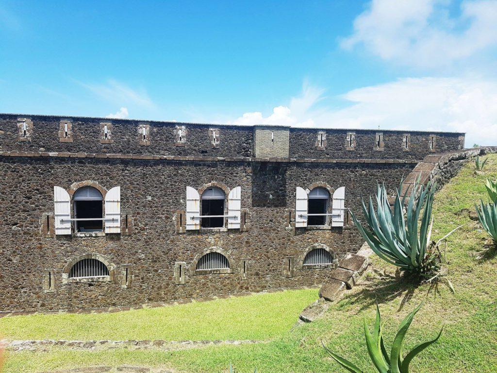 Fort Napoléon à Terre-de-Haut/Les Saintes.